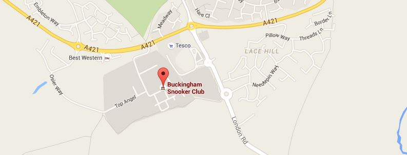 Buckingham Billiards and Snooker Club